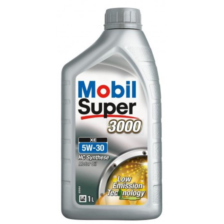 Mobil SUP 3000 XE 5W30 1L 5W-30 1л - фото