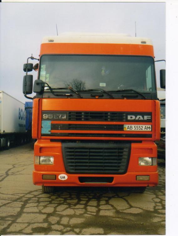 DAF XF / 2001 - фото