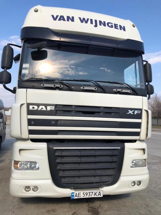 DAF XF105 / 2007 - фото