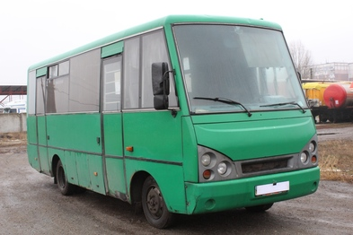 БАЗ I-VAN A074 А1