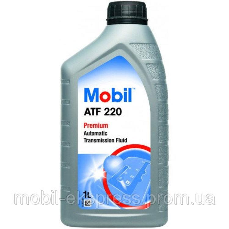 Mobil ATF 220 1L минеральное 1л - фото