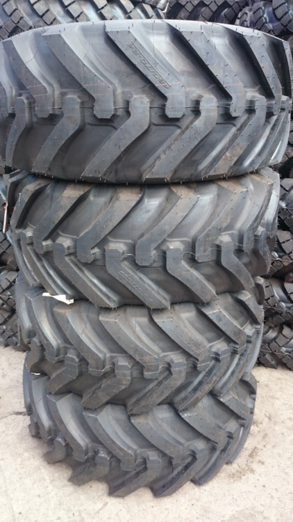 Шина 460/70 R24 Michelin Industrial XMCL / 2016 - фото