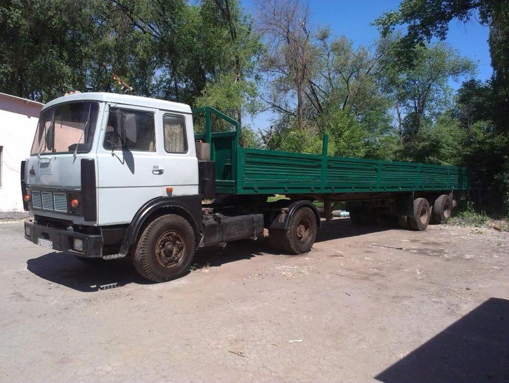 МАЗ 5432 / 1996 - фото