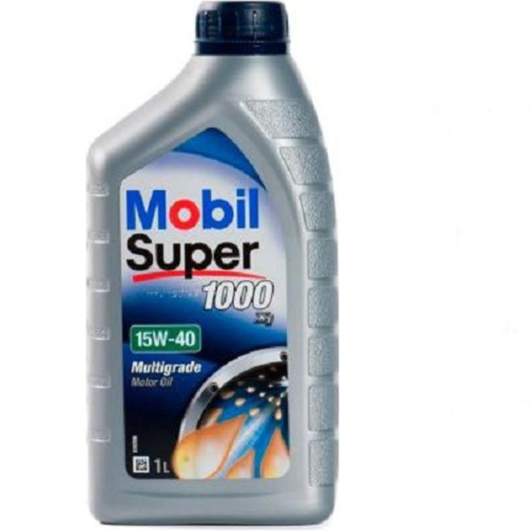 Mobil Super 1000х1 15W40 1L 15W-40 1л - фото
