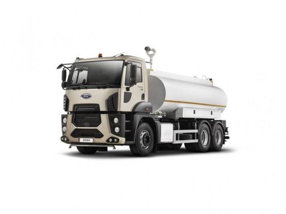 Ford Trucks 2533 DC (газовоз 24 м3) / 2019 - фото
