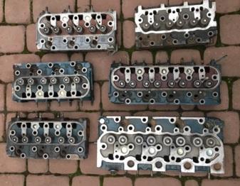 Головка блока цилиндров Z482, D722, D1105, V1505, V2203, V1902 2006