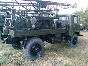ГАЗ 66 / УГБ 50