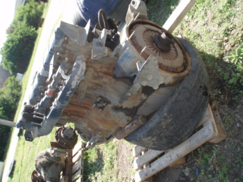 Двигатель Renault magnum 2004