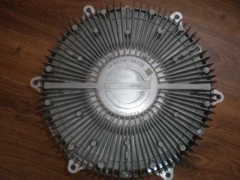 Вискомуфта вентилятора New Holland 84397784 2010